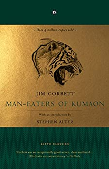 Man-eaters of Kumaon by [Corbett, Jim]