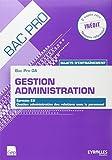 Gestion administration BAC PRO GA : Epreuve E2 gestion administrative des relations avec le personnel : sujets d'entraînement