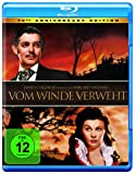 Vom Winde verweht - 70th Anniversary Edition [Blu-ray] -