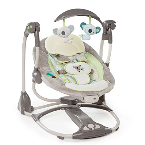 Ingenuity 60378 ConvertMe Swing2Seat Brighton Babywippe - 10