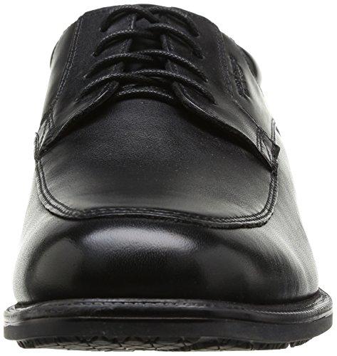 Rockport Esntial Dtl Wp Aprn, Chaussures de ville homme Noir