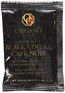Organo Gold Ganoderma Gourmet 30 sachets de café noir