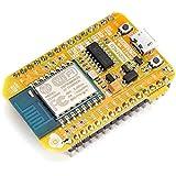 DAOKAI® NodeMCU Lua WIFI Internet der Dinge Development Board ESP-12 ESP8266 Modul Neue Version