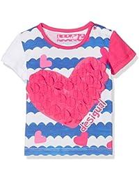 Desigual Ts_natalia, Camiseta para Bebés