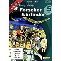 Es war einmal... Forscher & Erfinder - DVD 5