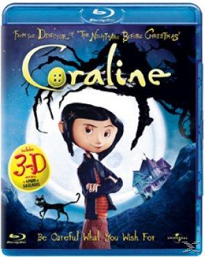 coraline - to spiti stin omichli 3d-edition / coraline - το σπίτι στην ομίχλη 3d-edition