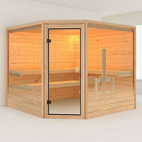 sauna f r den keller mit niedriger deckenh he infos und. Black Bedroom Furniture Sets. Home Design Ideas