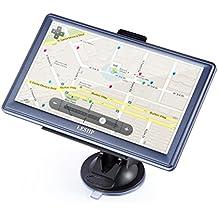 Navegador GPS para Coche de 7 Pulgadas HD 8GB / 256MB DDR / 800MHZ Navegador del Automóvil (Navegador GPS)