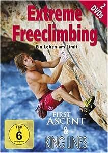 Extreme Freeclimbing - Ein Leben am Limit (2 DVDs: First Ascent & King Lines)