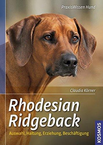 Artikelbild: Rhodesian Ridgeback (Praxiswissen Hund)