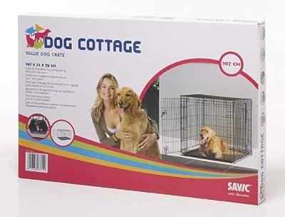 Savic Dog Cottage Crate by Savic