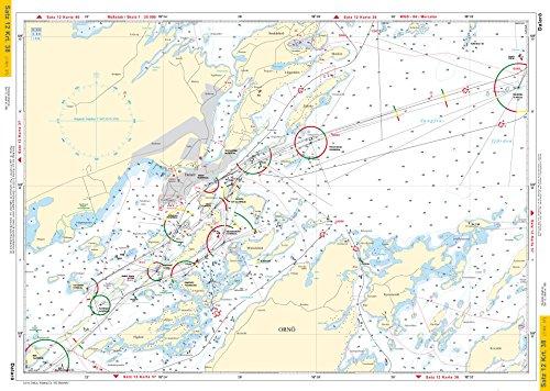 Sportbootkarten Satz 12: Ostküste Schweden 2 (Ausgabe 2016/2017): Mem bis Stockholm mit Gotland und Södertäljekanal: Alle Infos bei Amazon