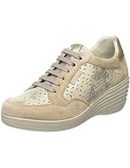 Stonefly Ebony 22, Zapatillas para Mujer, Beige (Desert 221), 35 EU