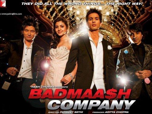 Badmaash Company (2010) (New Hin...