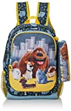 Safta Mochila Escolar The Secret Life Of Pets Oficial 320x160x440mm