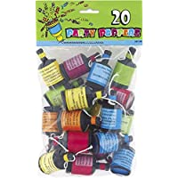 Ayush party Poppers, Pack of 20