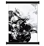 Metal Gear Solid Game Fabric Wall Scroll Poster (16 x 23) Inches
