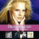 Confidences / Sylvie Vartan / Toutes Les Femmes Ont Un Secret / Sensible (Coffret 4 CD)