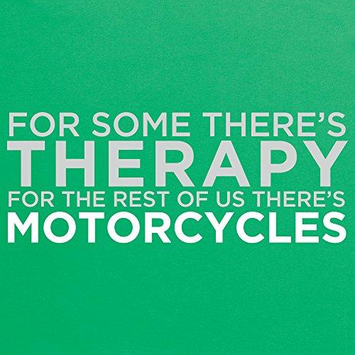Therapy T-shirt, Uomo Verde smeraldo