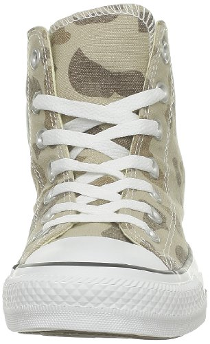Converse  Ct Cam Print Hi,  Sneaker unisex adulto beige (Beige (Beige Camo))