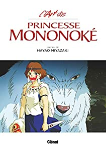 L'Art de Princesse Mononoké Edition simple One-shot