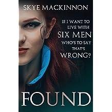 Found: A sci-fi reverse harem (The Mars Diaries Book 3)