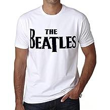 The Beatles Style Herren T-shirt - Weiß, t shirt herren,Geschenk