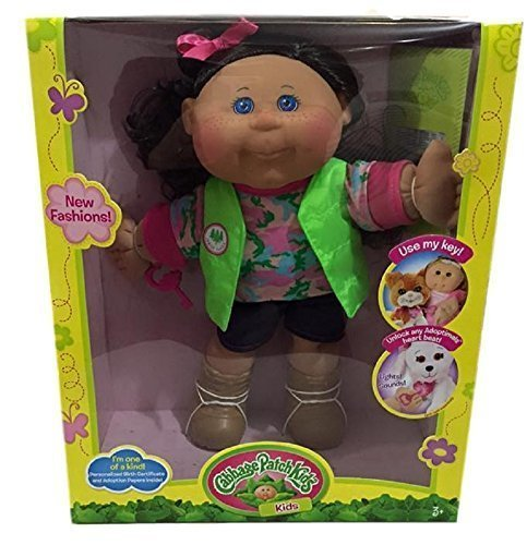 cabbage-patch-kids-14-inch-doll-brunette-hair-blue-eyes-junior-ranger-by-cabbage-patch-kids
