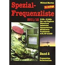 Spezial-Frequenzliste 2011/12 – Band 2