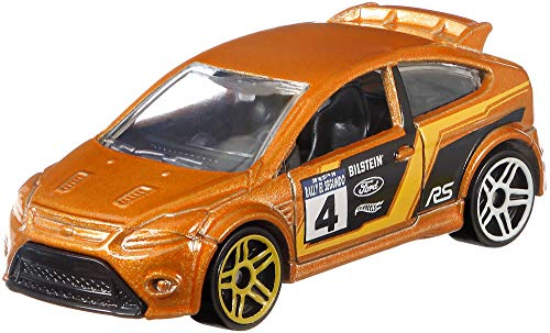 Hot Wheels Mattel FYY02, Backroad Rally Series, \'09 Ford Focus RS 1:64
