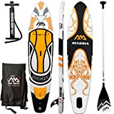 AQUA MARINA MAGMA SUP inflatable Stand Up Paddle Surfboard Paddelboard