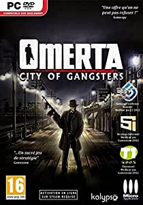 Omerta : city of gangsters
