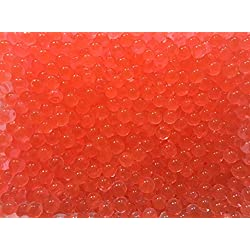 20litros de agua bolas cuentas bolas más de 10.000unidades-Plantas Flores Decoración Mesa Decorativo, rojo