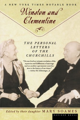 Winston and Clementine: The Personal Letters of the Churchills PDF Books