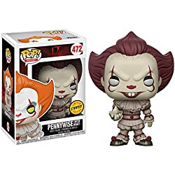 CHASE Variant of Funko Pop Pennywise - IT Movie Collectible Figure
