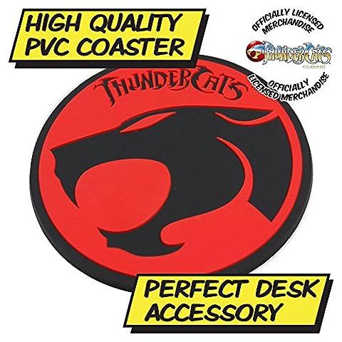 Thundercats Coaster, PVC by Kapow Gifts