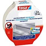 Tesa 55587-00000-00 - Cinta antideslizante, 5 m x 25 mm, transparente