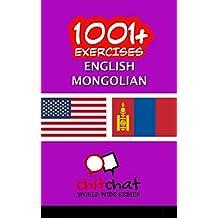 1001+ Exercises English - Mongolian (English Edition)