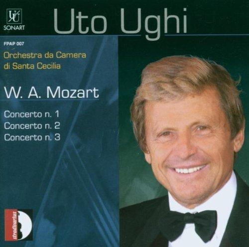 Mozart: Concerti per violino; Vol. 1 - Express-film-poster