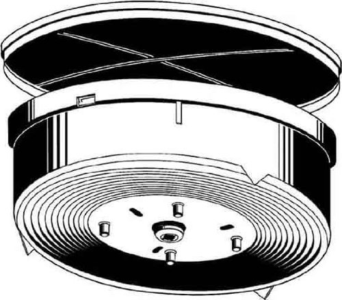 Kaiser kompax-3–Abdeckung für HORMIGON Baustelle