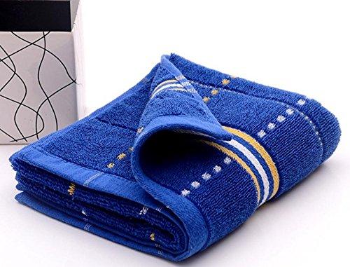 xxffh-panno-della-lavata-algodn-grueso-par-de-toallas-jacquard-blue