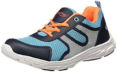 Force 10 (from Liberty) Boys Blue Sports Shoes - 2 UK/India (34 EU) (57570091523)