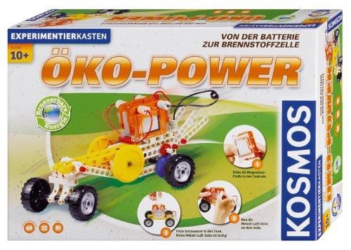 KOSMOS 620615 ko-Power – Von der Batterie zur Brennstoffzelle