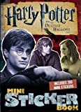 Harry Potter and the Deathly Hallows Mini Sticker Book (Harry Potter 7 Film Tie in)