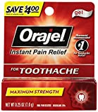 Orajel Maximum Strength Toothache Pain R...