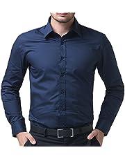 ZAKOD Men's Regular Fit Shirt