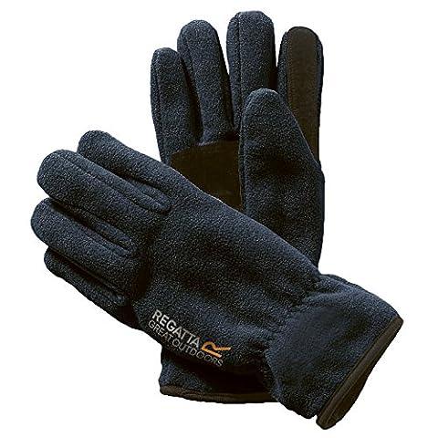 Regatta Mens Kingsdale Glove Navy L-XL