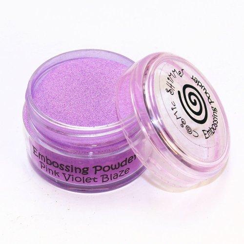 Unbekannt Cosmic Shimmer Blaze Embossing-Pulver, Pink Violett (Pulver Emboss)