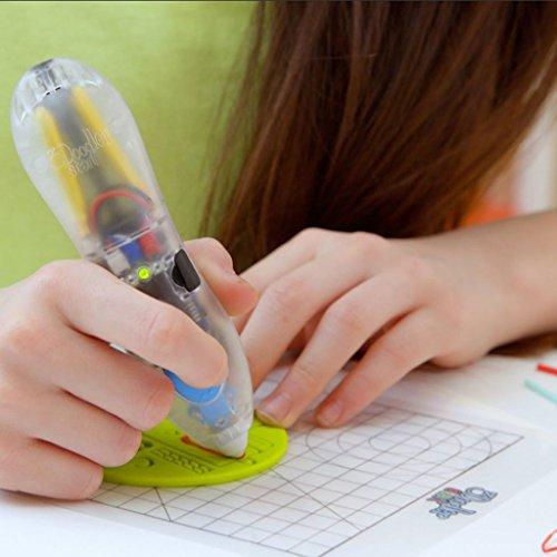 3Doodler Start 3D Stift-Set Robotics 3DS-ROBP-DEF-R Druckstift Kinder Spielzeug - 6