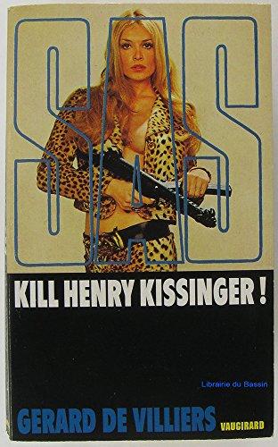 Kill Henry Kissinger